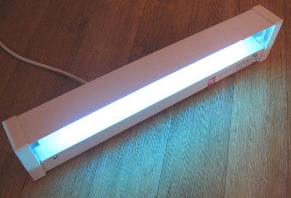 Поможет ли использование ультрафиолетовой лампы для дезинфекции помещений