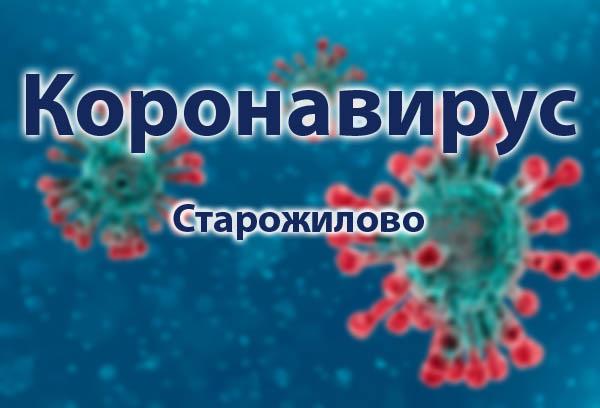 Короновирус в Старожилово