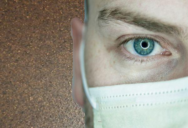 Дезинфекция масок
