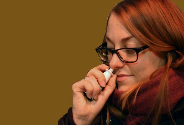 Спрей для носа при коронавирусе